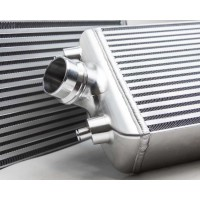 Agency Power High Flow Intercooler Kit Porsche 991 Turbo;Turbo S