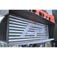 Agency Power Intercooler Upgrade w/Ducting 600hp Rated 13-17 Ford Focus ST