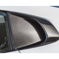 Agency Power Carbon Fiber Side Air Ducts 13-Pres Dodge SRT Viper
